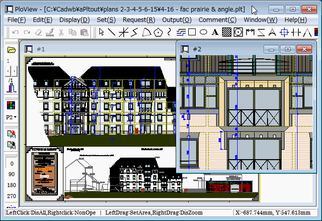 PloView is HPGL/Vector/Image viewer.